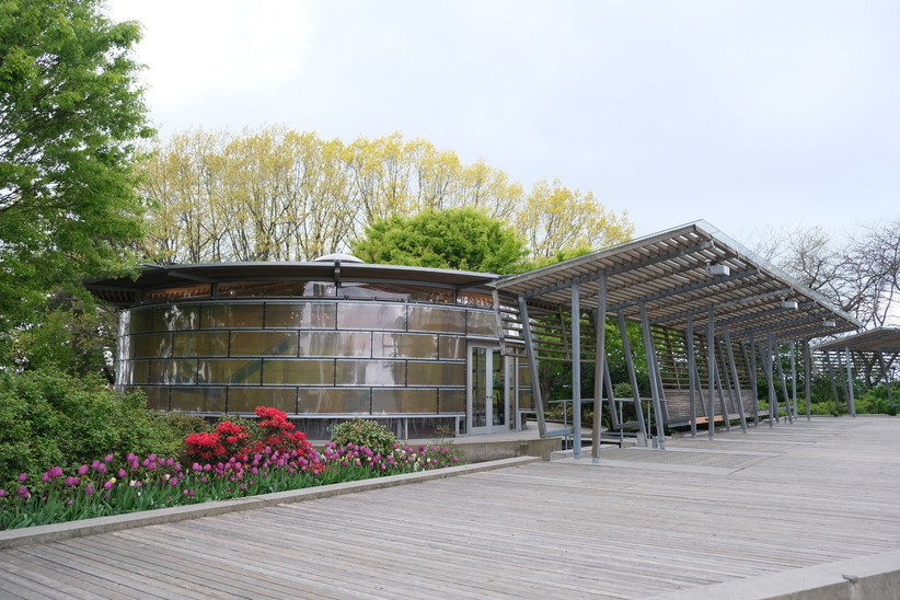 Queen Elizabeth Park Celebration Pavilion