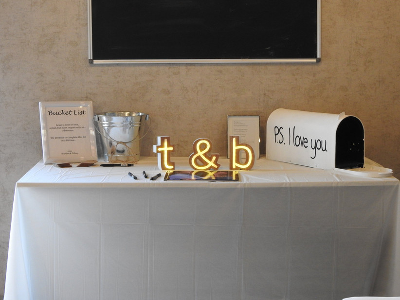Wedding card box ideas - mailbox