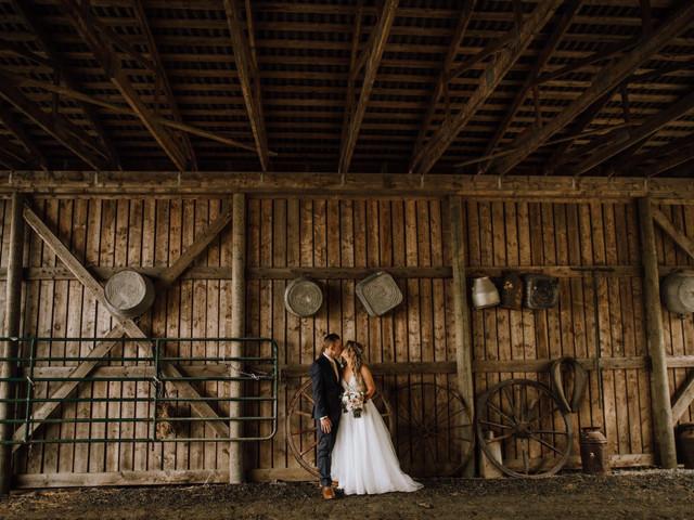 5 Rustic-Chic Barn Wedding Venues in Nova Scotia