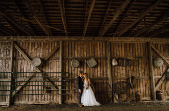 5 Rustic-Chic Barn Wedding Venues in Nova Scotia