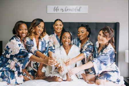 The Ultimate Getting Ready Pop Playlist for Brides