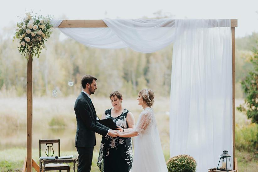 Rachel Edwards, Wedding Officiant and Life Cycle Celebrant