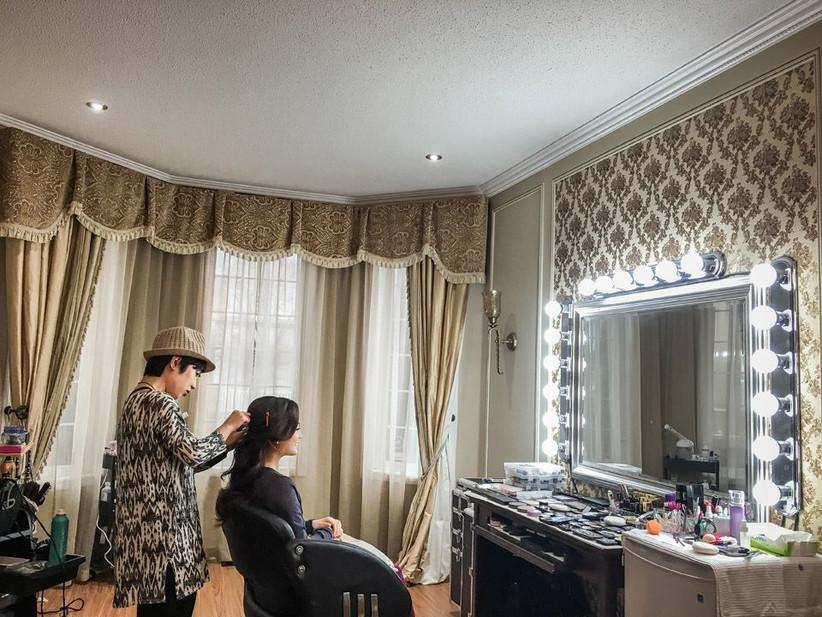 Maya's Makeup & Hairstyling