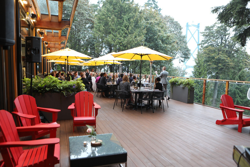 Waterfront wedding venue in Vancouver - Prospect Point Bar & Grill
