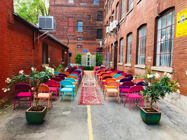 8 Stunning Outdoor Wedding Venues in Montreal