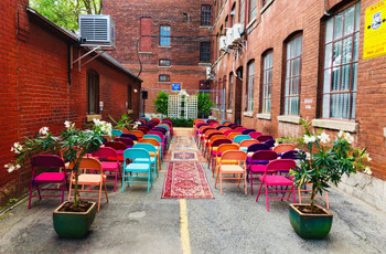 8 Stunning Outdoor Wedding Venues in Montreal