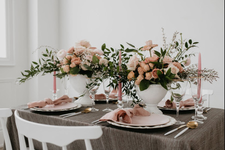 Everything You Need to Know About Wedding Reception Flowers