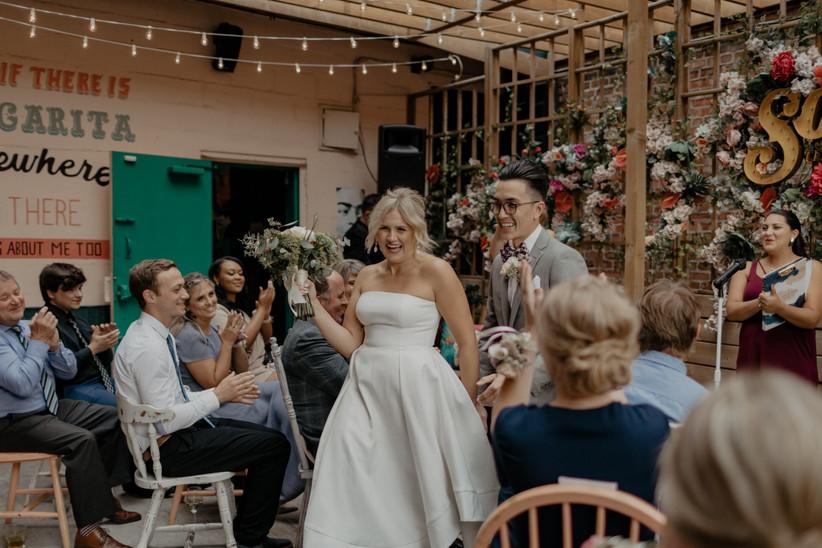 Quebec Covid Wedding