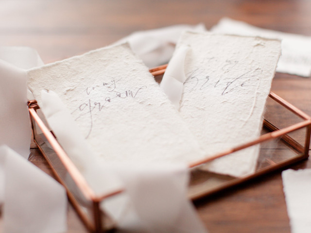 8 Wedding Keepsakes You'll Want to Hold Onto After the Big Day