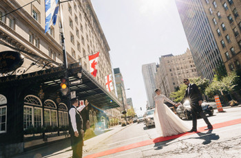 16 Gorgeous Hotel Wedding Venues With Reception Halls in Montreal