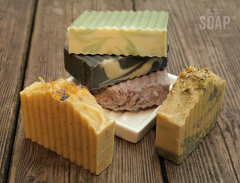 Lambton Valley Soap