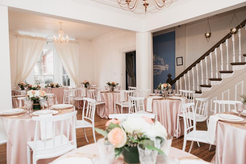 The VandenBerg House Wedding Venue