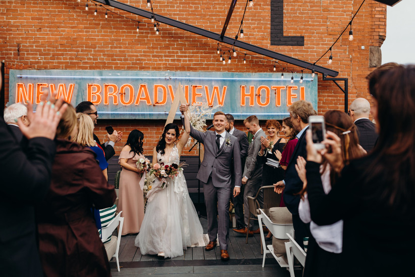 Broadview Hotel Wedding Venue