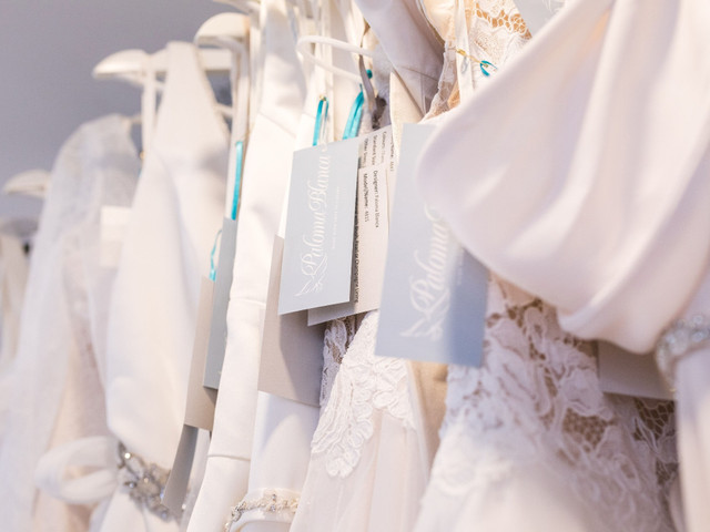 6 Essential Bridal Shops in Barrie