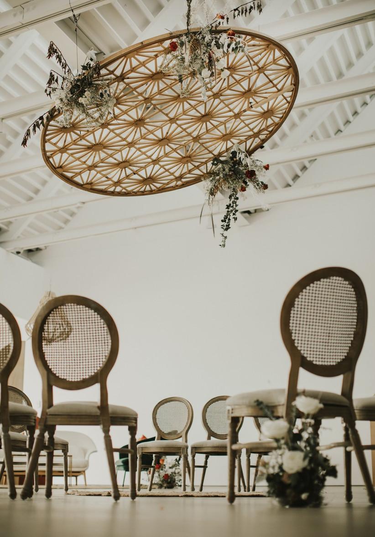 26 Stunning Wedding Ceiling Decor Ideas