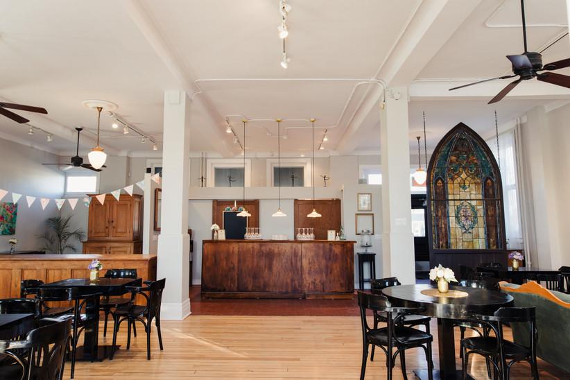 Le Café de l'Horloge wedding venue in Montreal