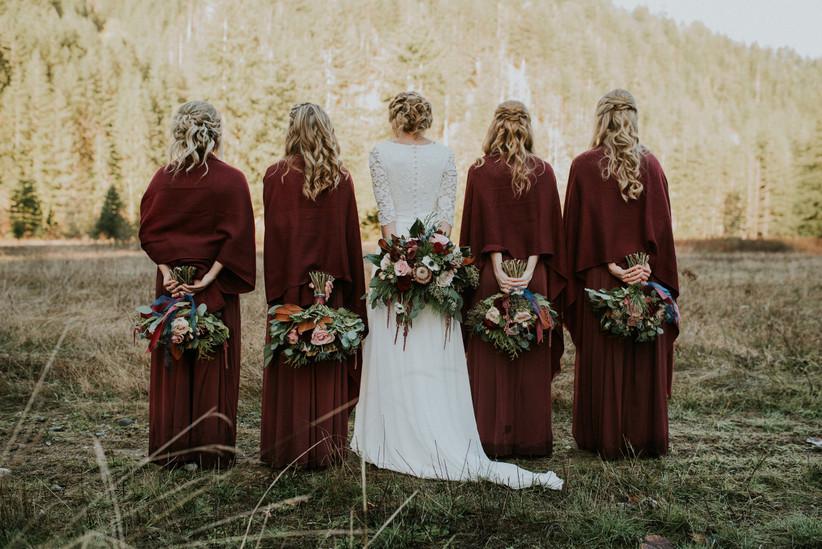 Montana's Bridal Hair