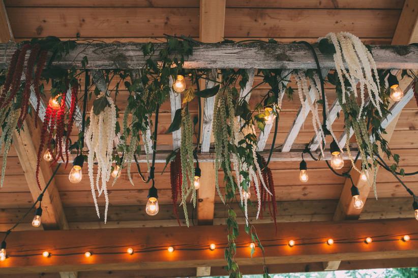Rustic Wedding - High Country Tree Farm
