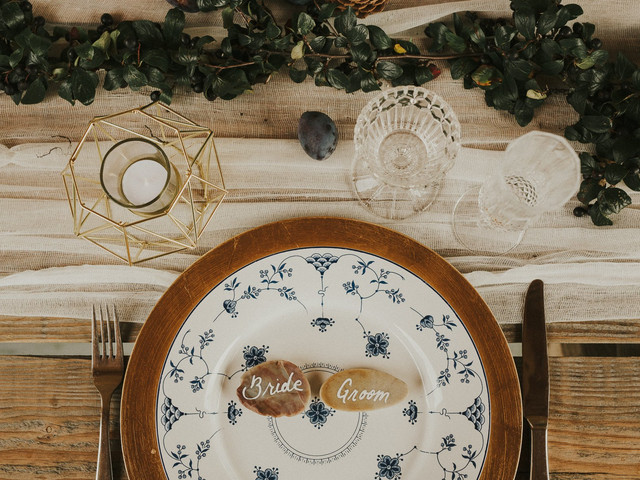 Eco-Friendly Hacks for Your Wedding Table Decorations