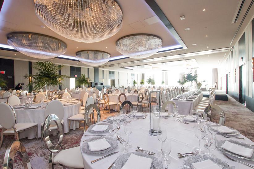 Toronto waterfront wedding venues - Hotel X