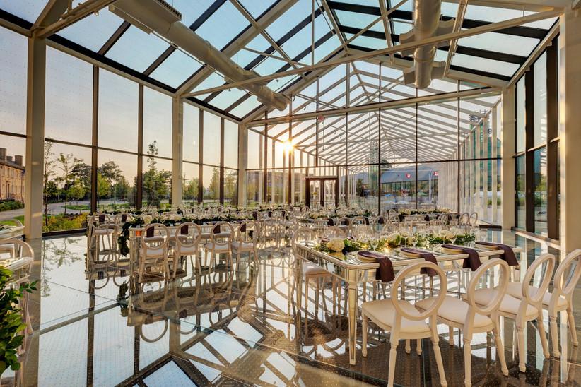 Hotel X Toronto wedding venue