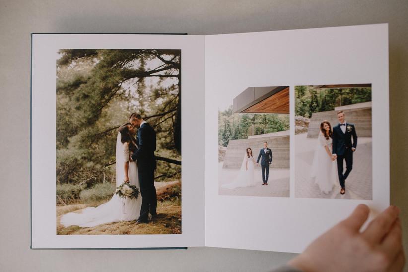 Wedding Photo Album Canada