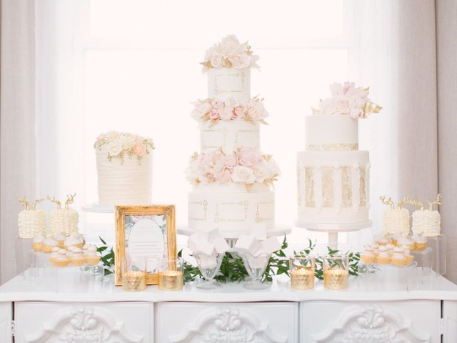 Your Guide to Wedding Cake Icing