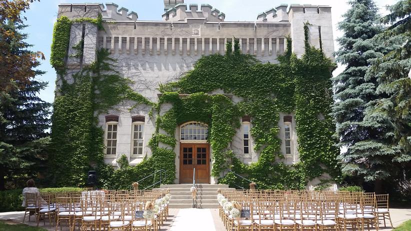 Wedding venue photo
