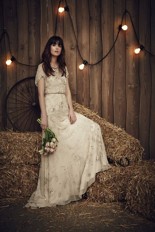 Blossom Barley, Jenny Packham