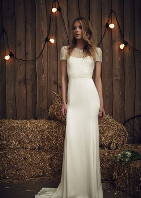 Carrie Ivory, Jenny Packham