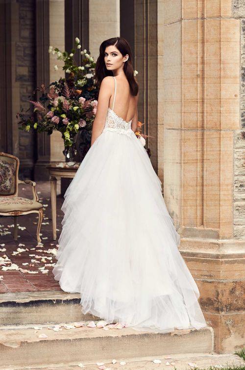 Style 4734, Paloma Blanca