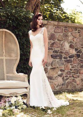 Style 4747, Paloma Blanca