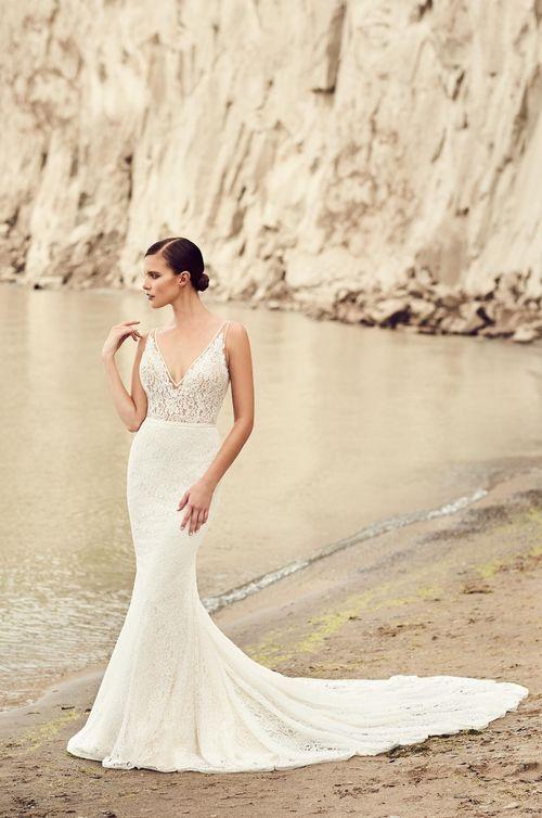 Style #2100, Mikaella Bridal