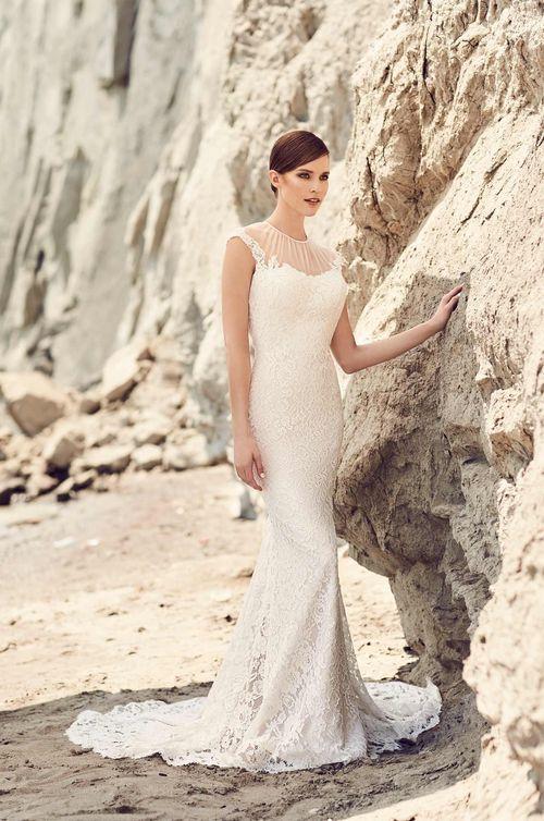 Style #2104, Mikaella Bridal
