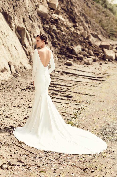 Style #2105, Mikaella Bridal