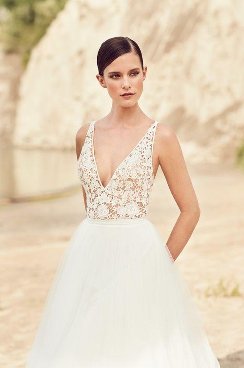 Style #2106, Mikaella Bridal