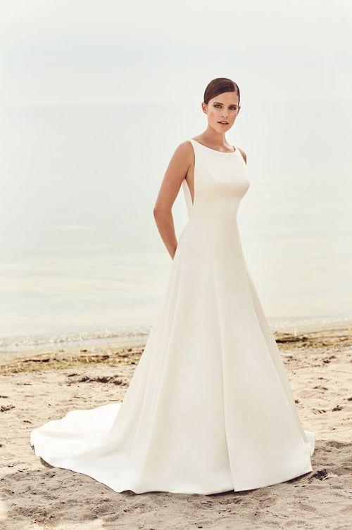 Style #2115, Mikaella Bridal