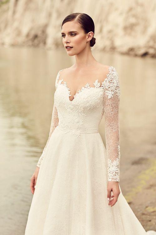 Style #2118, Mikaella Bridal