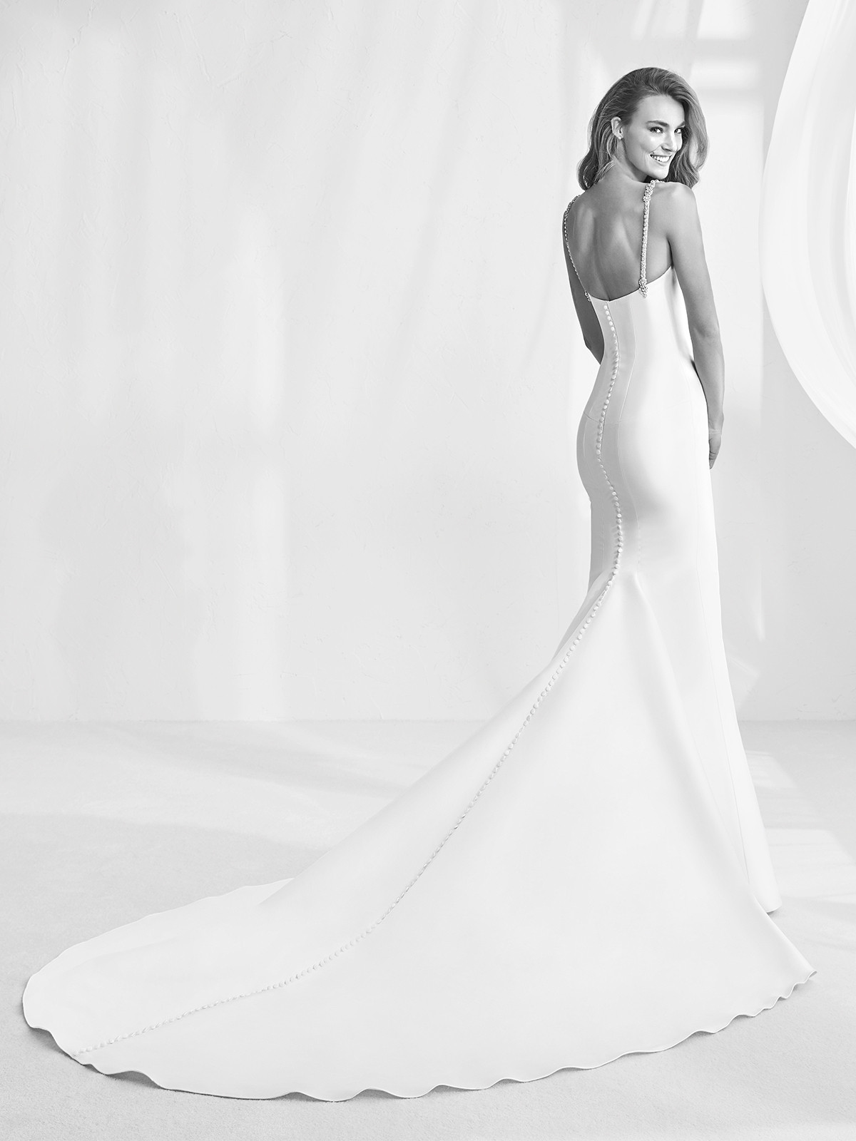 14338ea8757 Wedding Dresses by Atelier Pronovias - RANSEN - Weddingwire.ca