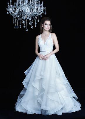 Style 4750, Paloma Blanca