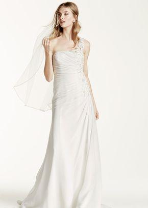 David's Bridal Collection Style V3398, David's Bridal