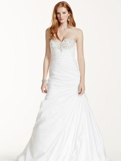 David's Bridal Collection Style V3476, David's Bridal