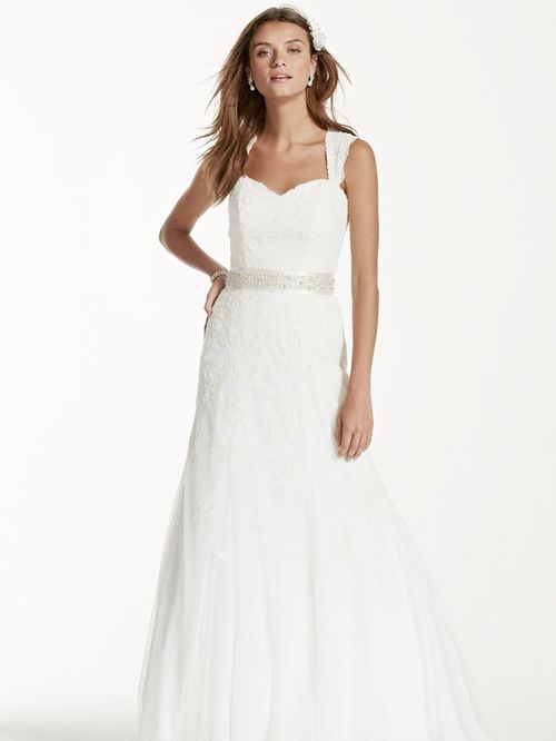 David's Bridal Collection Style VW9768, David's Bridal