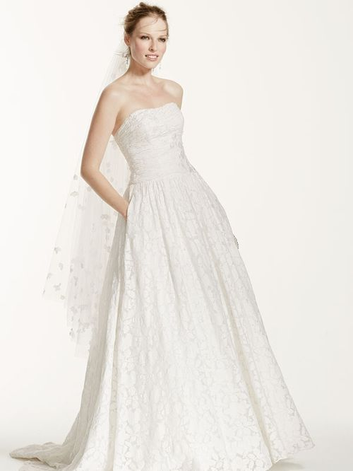 Galina Style WG3512, David's Bridal