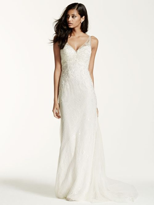Galina Signature Style SWG675, David's Bridal