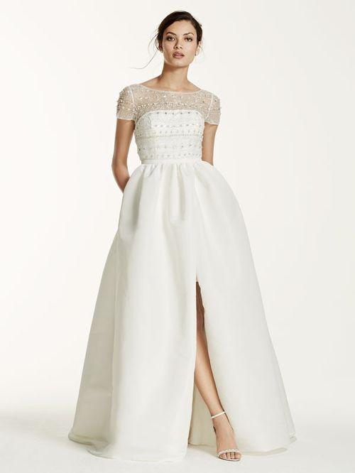 Galina Signature Style SWG686, David's Bridal