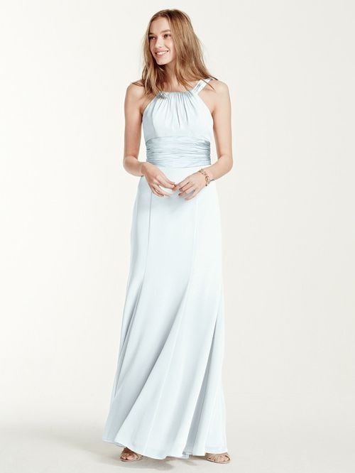 David's Bridal Style F12732, David's Bridal