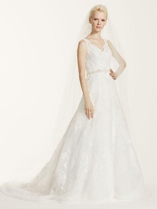 Oleg Cassini Style CWG672, David's Bridal