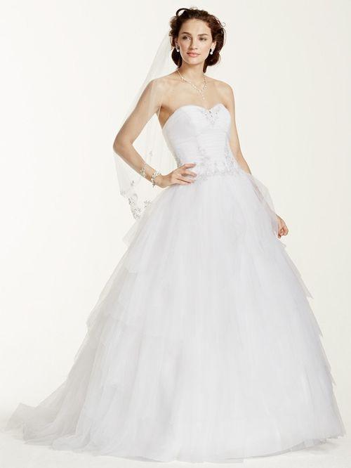 Jewel Style WG3722, David's Bridal