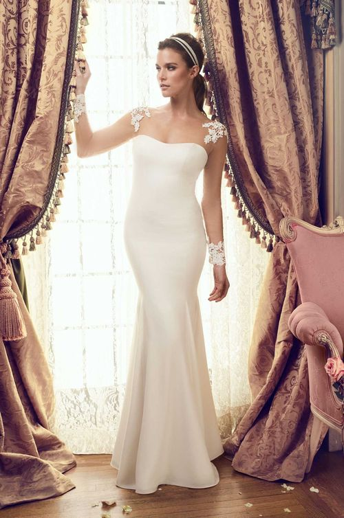 Style 2151, Mikaella Bridal